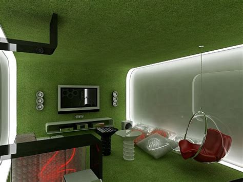 a future perspective interior design by geometrix