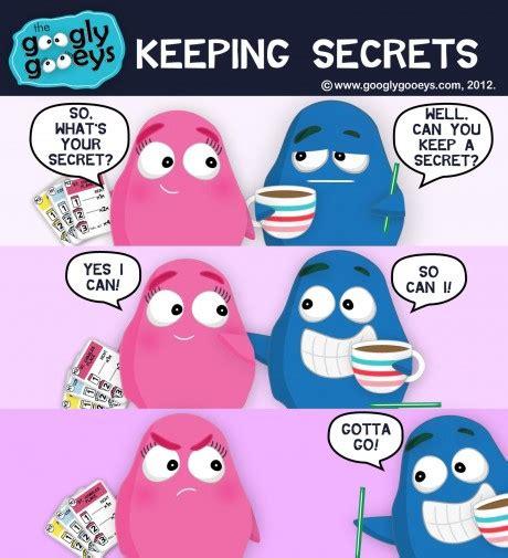 The Secret Keeping keeping secrets