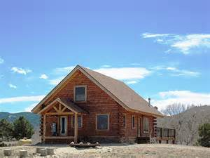 colorado log home for sale salida colorado real estate