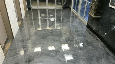 epoxy floor retail store white epoxy floor in nyc epoxy