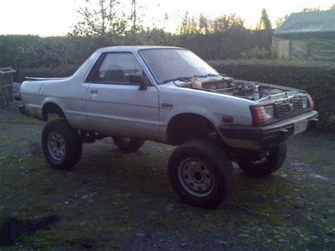 subaru brat lifted subaru brat lifted cars entertainment