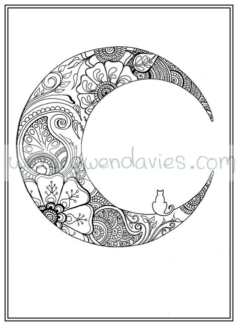 stay pawsitive cat coloring book for adults relaxing and stress relieving cat coloring pages coloring books volume 4 books colouring in pdf moon cat calming mindfulness
