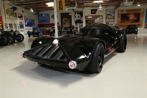 wheels darth vader car jay leno s garage