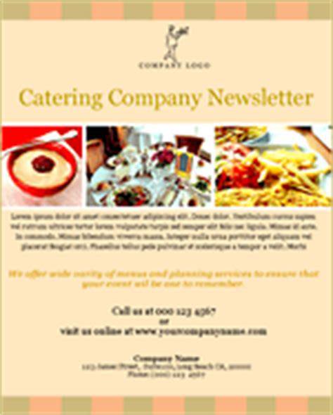 catering email template restaurant email templates benchmark