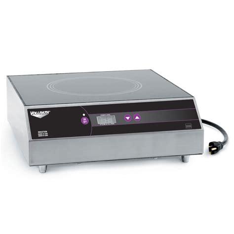 vollrath induction cooktop vollrath 69504 countertop commercial induction cooktop w