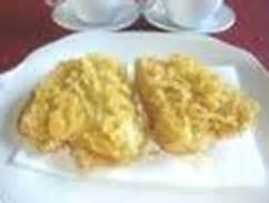 membuat kue gapit resep cara membuat pisang goreng kipas kremes enak resep