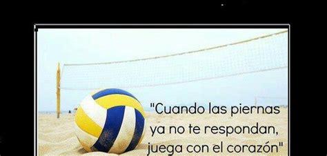 imagenes motivadoras de voley frases o imagenes sobre el voleibol imagui