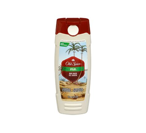 fresher collection men's body wash, 473 ml, fiji – old