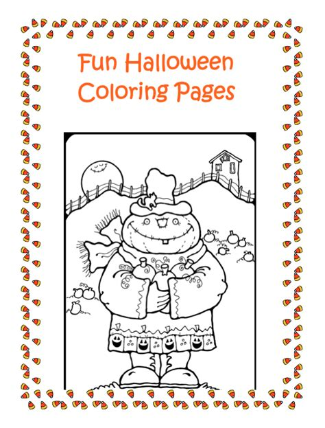 Halloween Coloring Page 5th Grade | 5th grade halloween coloring pages halloween printable