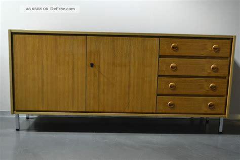 Kommode 60er Jahre by Design Sideboard Anrichte Kommode 60er 70er Jahre Teak