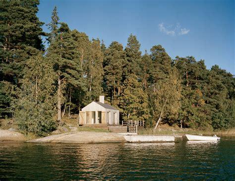 Swedish Lakeside Cabins by Lakeside Sauna Stockholm Sweden Adventure Journal