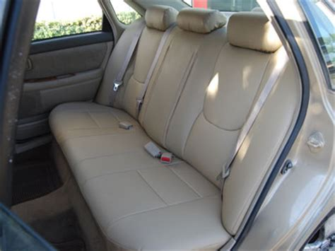 2000 toyota avalon seat covers toyota avalon 2000 2004 iggee s leather custom fit seat