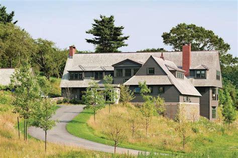 hillside farmhouse farmhouse entry boston by hillside farmhouse boston custom home magazine award