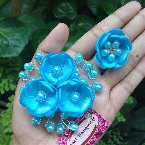Bross Pita Kecil 1 jual bross bunga a27 sepaket sama cincin amihandmade