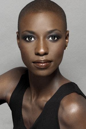 beautiful black bald women with leak 73 best images about the african beauty on pinterest