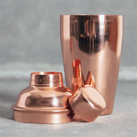 Copper Bar Collection Relish Decor