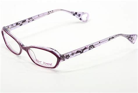 betsey johnson galaxy glam eyeglasses eyewear optical