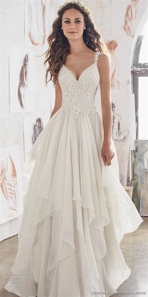 Bonito White Dress morilee by madeline gardner 2017 wedding dresses collection wedding inspirasi