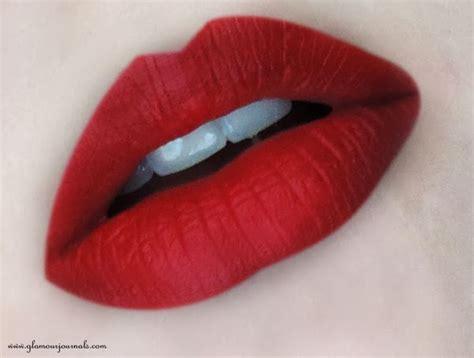 Lipstick Mac Ruby Woo mac ruby woo lipstick review in india the best