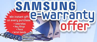 how to register your samsung mobile phone for e warranty offer ngbuzzblog