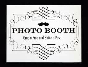 Photo Booth Sign Template Free Photo Booth Sign Photo Booth Prop Photobooth Prop Photo