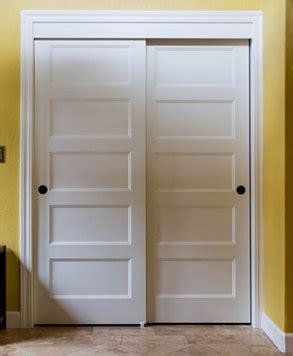 sliding closets bypass bi fold door systems  custom fit