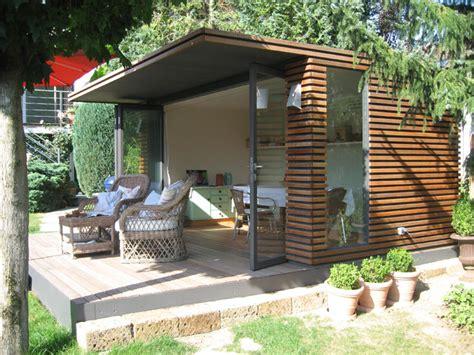 Moderne Häuser Günstig Bauen by Gartenhaus Modern Indoo Haus Design