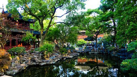 imagenes de jardines relajantes los lugares m 225 s relajantes el jard 237 n yuyuan en china