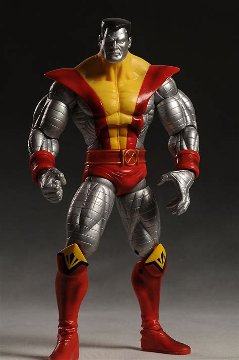 Colossus Marvel Select Toys Figure marvel legends icons daredevil colossus nightcrawler figures