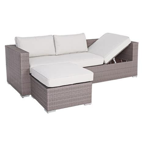divanetti in vimini da esterno divanetti da bar interesting bolero daybed divani in