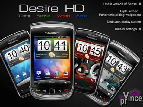 htc desire hd themes zedge bring the look and feel of sense ui to your blackberry