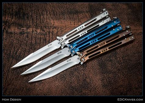 hom designs hom design tempest edc knives knives and gear
