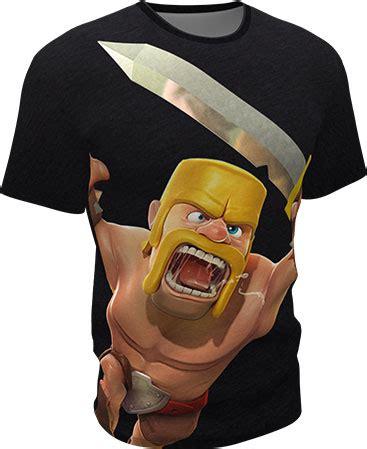 T Shirt Kaos Oblong Clash Of Clan Coc 2 clash of clans t shirt design contest