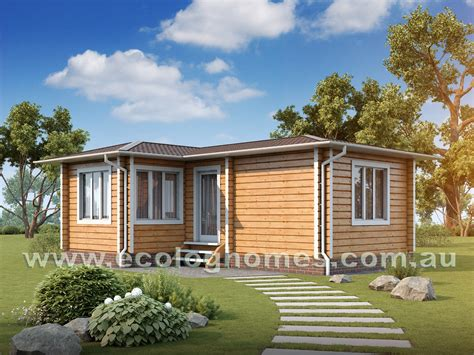 Eco Homes Plans Granny Flat 5 Ecolog Homes