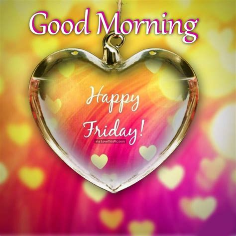 Morning Happy morning happy friday pictures photos and images for