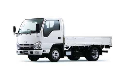 new mazda truck mazda titan truck facelifted autoevolution