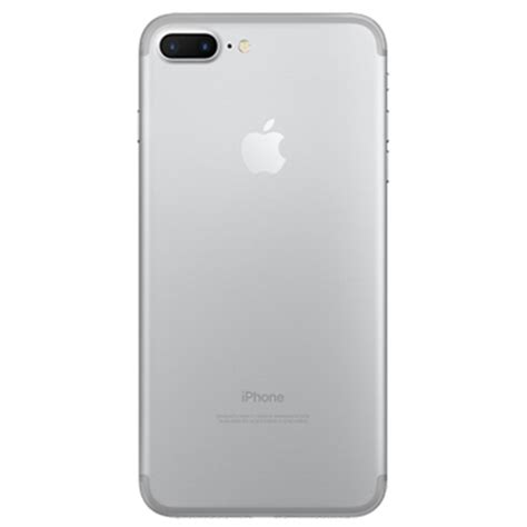 apple iphone 7 plus 256gb silver kickmobiles 174