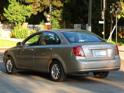 chevrolet optra 1 6 2008 auto images and specification