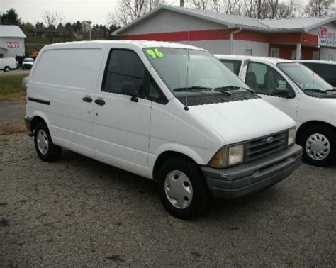 how things work cars 1996 ford aerostar parking system what type of van is this whatisthisthing