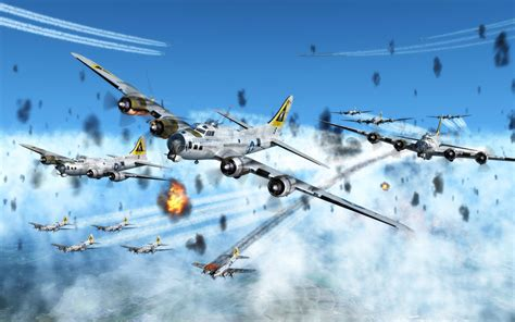 High Resolution Aircraft Wallpapers Free Downloads #7009799 B 17 Flying Fortress Wallpaper