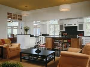 Kitchen Family Room Combo by Kitchen Family Room Combination Ideas For Our Future Home Pintere