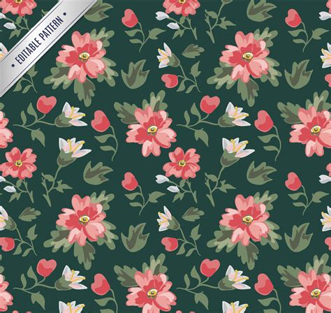 floral pattern for photoshop free download 20 vintage floral patterns photoshop patterns