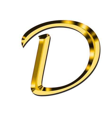 d it capital letter d transparent png stickpng
