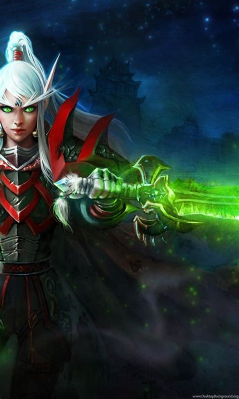rogue wallpapers wow wallpapers zone desktop background