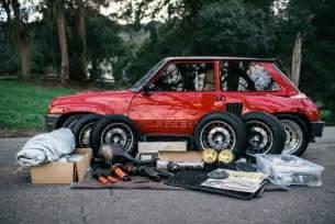 Renault 5 Turbo Parts Just Listed 1985 Renault 5 Turbo 2 Evolution Automobile