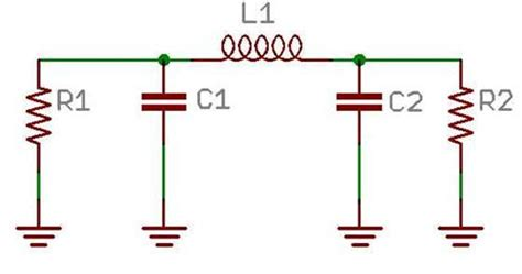 resistor matching network calculator pi resistor network calculator 28 images network calc pi network attenuator circuit pi