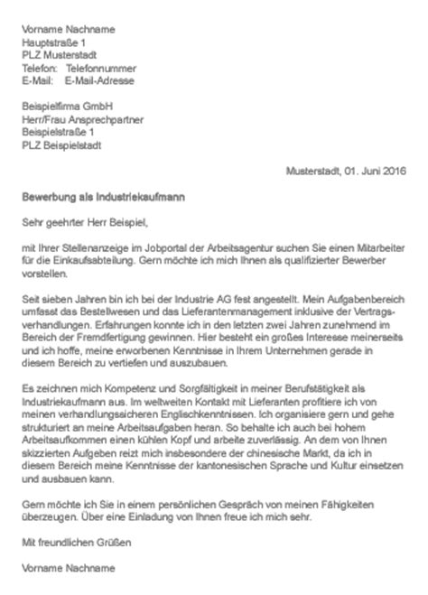 Bewerbungsschreiben Ferienjob Anleitung 10 Industriekauffrau Bewerbung Questionnaire Templated