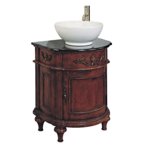 Allen Roth Vanity Combo by Allen Roth Cherry Chocolate Continental Bath Vanity