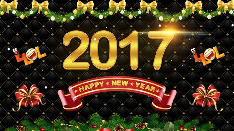 my new year new year 2017 hd wallpaper and background 1920x1080