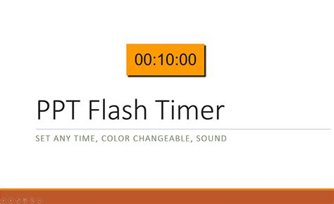 Countdown Timer For Powerpoint For Windows By Ltc Clock Countdown Timer For Ppt